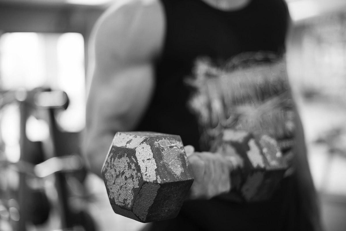 ganar musculo