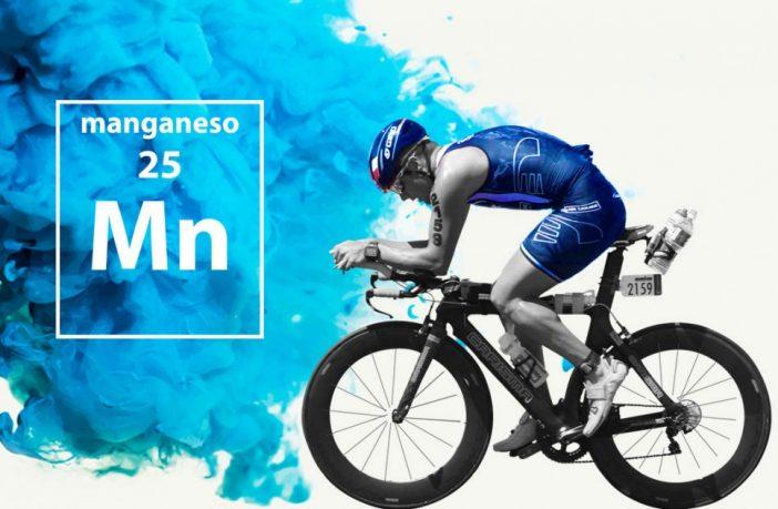 manganeso ciclismo