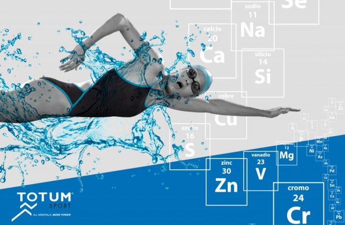 natación elementos totum sport