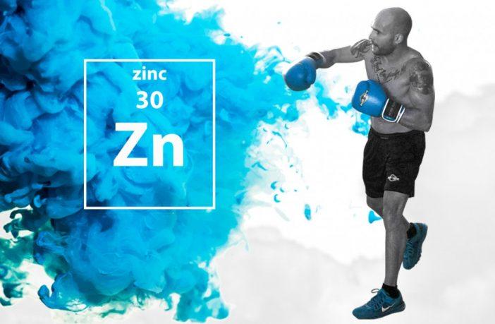 zinc boxeador